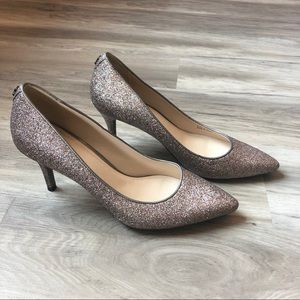 Cole Haan Glitter Heels